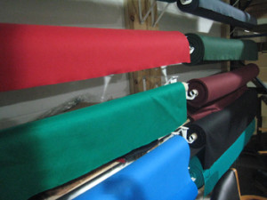 New Braunfels pool table recovering table cloth colors