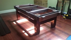 Correctly performing pool table installations, New Braunfels Texas